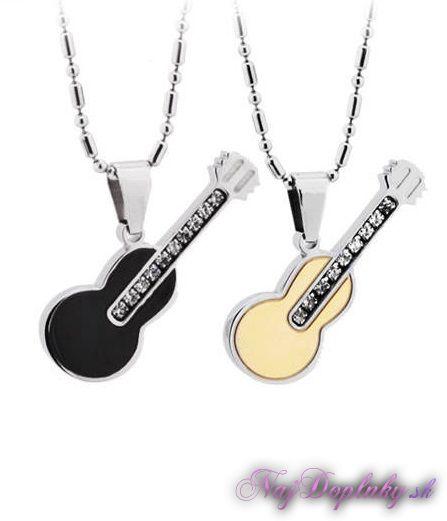 privesky gitarky z ocele