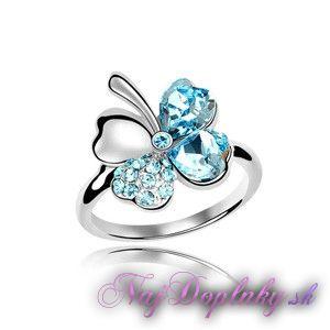 prsten stvorlistok modry
