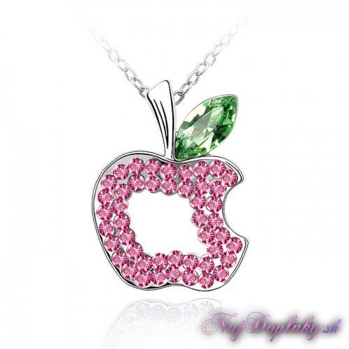 ruzove jablko