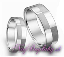 strieborny prsten